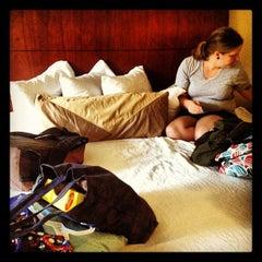 Photo taken at Hilton Garden Inn by Ben W. on 4/13/2012