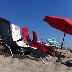 Photo taken at Camping Carrara by Sabrina C. on 9/8/2012