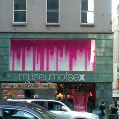 Photo taken at Museum of Sex by Vanessa A. on 9/1/2012