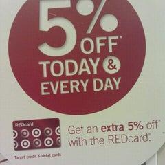 Photo taken at Target by Jake M. on 4/20/2012
