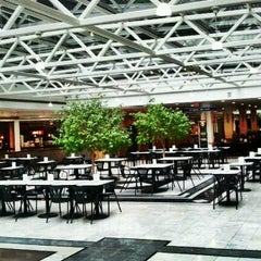 Photo taken at The Mall at Peachtree Center by Brandon L. on 8/7/2012