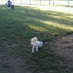 Photo taken at Sepulveda Basin Off-Leash Dog Park by Stella A. on 5/22/2012
