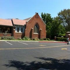 Photo taken at Mountain View Cemetery by Amanda M. on 8/21/2012