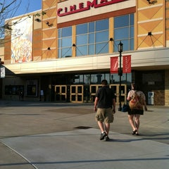 Photo taken at Cinemark Robinson Township and XD by Blair S. on 6/20/2012