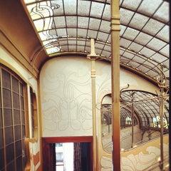 Photo taken at Musée Horta Museum by Jeremy J. on 7/10/2012