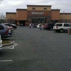 Photo taken at Walmart by LaMont'e B. on 3/31/2012
