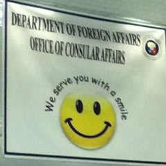 Photo taken at DFA Office of Consular Affairs by Angel A. on 3/26/2012