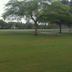 Photo taken at Palmetto Golf Course by Dedrick B. on 7/25/2012