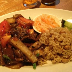 Photo taken at Gobo - Food for the Five Senses by S W. on 8/30/2012