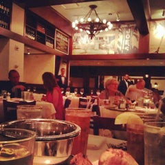 Photo taken at Joe's Seafood, Prime Steak & Stone Crab by Harry Z. on 6/15/2012