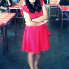 Photo taken at SMA St. Thomas 3 Medan by nia a. on 2/17/2012