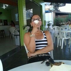 Photo taken at Sorveteria H²O by Mariah C. on 9/11/2012