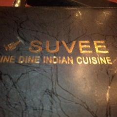 Photo taken at Suvee Banquet by Srinidhi H. on 3/18/2012