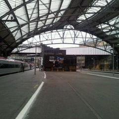 Photo taken at Platform 7 by Alastair C. on 3/30/2012