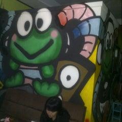Photo taken at AS DJ Studio by icha k. on 7/15/2012