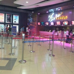 Photo taken at TGV Cinemas by urpeq R. on 2/4/2012