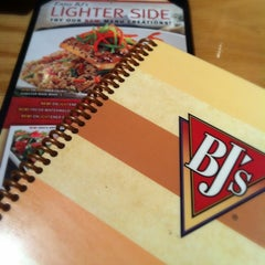 Photo taken at BJ's Restaurant and Brewhouse by Rob M. on 5/16/2012
