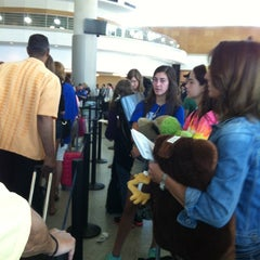 Photo taken at TSA Security Checkpoint by Joby M. on 6/14/2012
