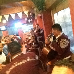 Photo taken at Teotihuacan Mexican Cafe by MariachiAl on 7/31/2012