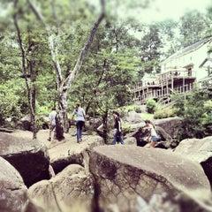 Photo taken at St Peter's Village by Ryan W. on 6/15/2012