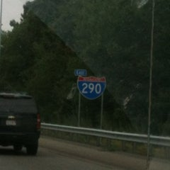 Photo taken at I-290 by April on 7/26/2012