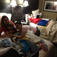 Photo taken at Four Points by Sheraton Mississauga Meadowvale by Rodrigo G. on 8/3/2012