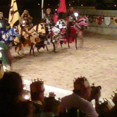 Photo taken at Medieval Times by Ray S. on 8/25/2012