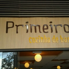 Photo taken at Primeiro Cozinha de Bar by Guto N. on 6/14/2012