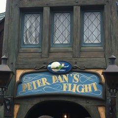 Photo taken at Peter Pan's Flight by Way Grimace Records on 7/24/2012