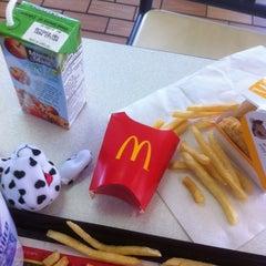 Photo taken at McDonald's by Jesse M. on 2/18/2012