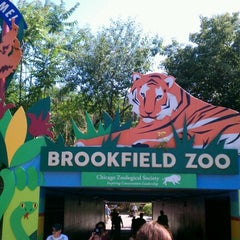 Photo taken at Brookfield Zoo by Amanda H. on 6/9/2012