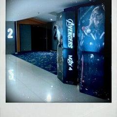 Photo taken at Golden Screen Cinemas (GSC) by Edward E. on 4/25/2012