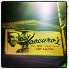 Photo taken at Vaccaro's Pizza by Candra L. on 9/1/2012