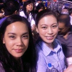 Photo taken at Bean Stadium by Corinna M. on 8/12/2012