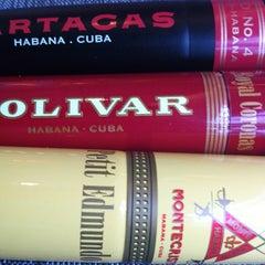 Photo taken at Vasco Cigars by Selah Sanjuro O. on 8/4/2012