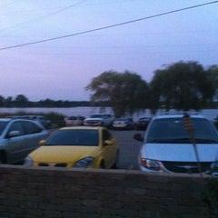 Photo taken at Lakeside Inn by Verb on 9/1/2012