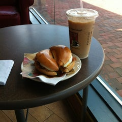 Photo taken at Port City Java by Kate E. on 6/17/2012