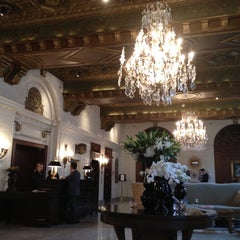 Photo taken at St. Regis Washington D.C. by Cynthia D. on 6/1/2012