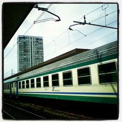 Photo taken at Stazione Rimini by 4lb3 on 5/9/2012
