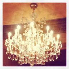 Photo taken at Pravda Café by Yana G. on 7/17/2012