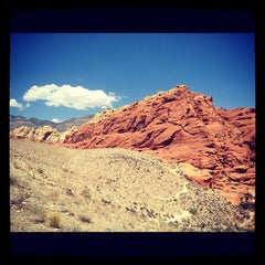 Photo taken at Red Rock Canyon National Conservation Area by Stephen B. on 8/10/2012