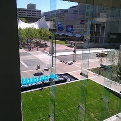 Photo taken at Crown Center by Tim on 4/8/2012