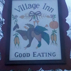 Photo taken at The Village Inn by Kelsey S. on 3/24/2012