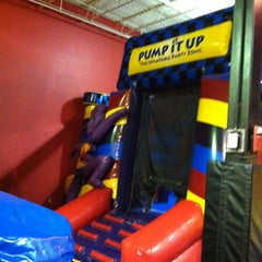 Photo taken at Pump It Up by calcase on 7/16/2012