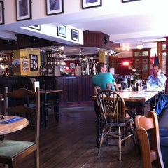 Photo taken at Broadfield Ale House by Antony on 6/24/2012