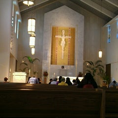 Photo taken at Co-Cathedral Of St. Theresa by Charleston U. on 6/10/2012