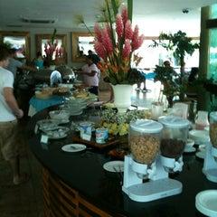 Photo taken at Marulhos Muro Alto Resort by Fabio G. on 3/10/2012