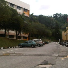 Photo taken at Kolej Teratai 4 by hafiz r. on 7/22/2012