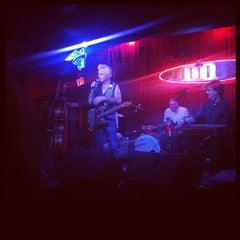 Photo taken at Continental Club by lydia w. on 9/4/2012