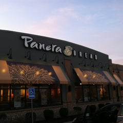 Photo taken at Panera Bread by Timothy P. on 2/28/2012